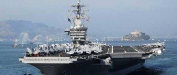 آمادهشدن ناوشکنهای آمریکایی جهت حمله به سوریه